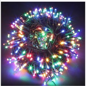 Led Christmas String Lights Outdoor Indoor - 100F